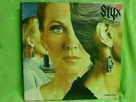 STYX - PIECES OF EIGHT -  VINYL LP RECORD - £4.06 GBP