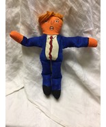 Donald Trump Character Doll Folk Art - $19.80