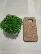 EcoQuote Samsung Galaxy S7 Handmade Phone Case Hard PC Cork Finishing fo... - $26.00