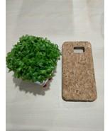 EcoQuote Samsung Galaxy S7 Handmade Phone Case Hard PC Cork Finishing fo... - $26.00