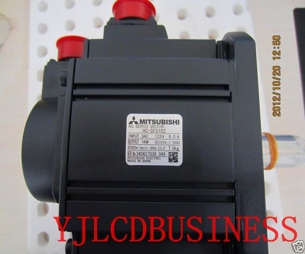 Hc Sfs102 Mitsubishi Ac Servo Motor 1 K W and 43 similar items