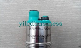 new Pepperl+fuchs UC2000-30GM-IUR2-V15 sensor 90 days warranty - $225.63