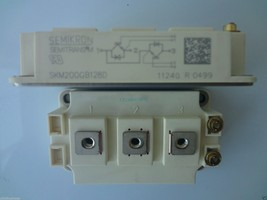 new SKM200GB128D semikron module 90 days warranty - $66.50