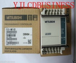 FX1S-14MT-001 New Mitsubishi PLC-FX1S Series 90 days warranty - $175.75