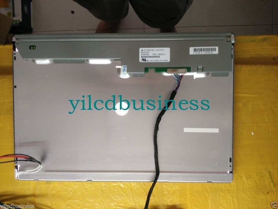 Primary image for MITSUBISHI AA141TC01 14.1 inch high LED industrial displays 90 days warranty