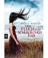 Impossible Nancy Werlin Book 2008 Fantasy Fairytale Love Book - $19.99