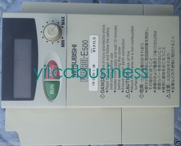 Mitsubishi inverter FR-E520-1.5K 90 days warranty - $142.50
