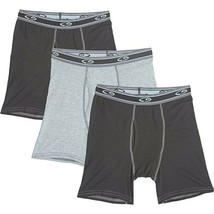 C9 by Champion Boys Long Boxer Briefs 3 Pack Sizes-Small 6-8 NIP - $12.99