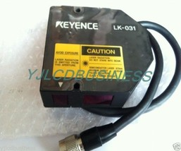 Keyence LK-031 CCD Laser sensor 90 days warranty - $310.65