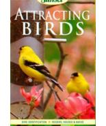 Attracting Birds Book Bird Identification , Planting, Feeders, Bird Hous... - $14.99