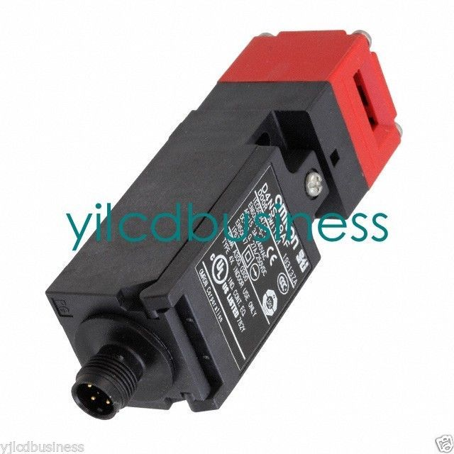 new D4NS-9AF OMRON safety door switch 90 days warranty
