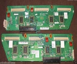 50HDW2A Y Buffer BOARD: LJ41-05121A And LJ41-05122A 60 days warranty - $88.35