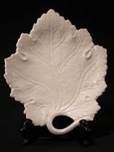 ADORABLE LEAF SHAPED DISH - CIRCA 1920 - (1386) - $19.25