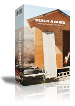 Build A Shed Instant Mobile Video Site making money W/ Master Resell Rights - $1.89
