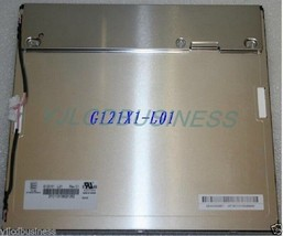 New Original G121 X1 L01 Lcd Display Screen Panel 90 Days Warranty - $161.50