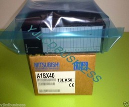 new A1SX40 PLC Input Unit module 90 days warranty - $71.25