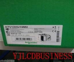 NEW ATV12HU15M2 220V1.5KW SCHNEIDER inverter good in condition for industry use - $194.75