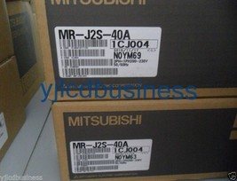 mitsubishi MR-J2S-40A servo drives 90 days warranty - $285.00