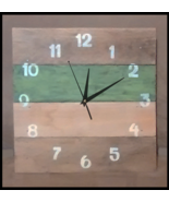 Pallet Clock by Clear Creek Mercantile - $30.00