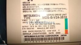 Mitsubishi MDS-B-V2-3510 servo amplifier 90 days warranty - $1,900.00