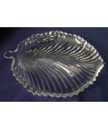Mikasa Diamond Fire Leaf Plate or Dish - 8-1/8
