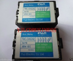 Fmc Oasz42 3a1b Fanuc / Fuji Aux Relay - $61.75