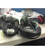 NEW YASKAWA JZSP-CMP01-05-E PLC CABLE with power supply cable 90 days wa... - $71.25