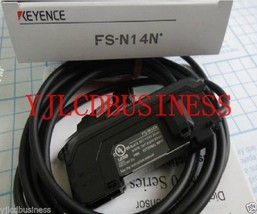 FS-N14N NEW KEYENCE Sensor Amplifier 90 days warranty - $275.50