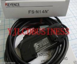 FS-N14N NEW KEYENCE Sensor Amplifier 90 days warranty - $275.50
