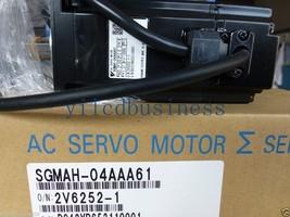 1PCS Yaskawa SGMAH-04AAA61 servo motor 60 day Warranty - $327.75