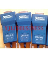 used NATIONAL INSTRUMENTS GPIB-USB-HS Interface Adapter 90 days warranty - $254.60