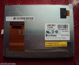 new LA061WQ1(TD)(01) LA061WQ1-TD01 LCD Display 90 days warranty - $76.00