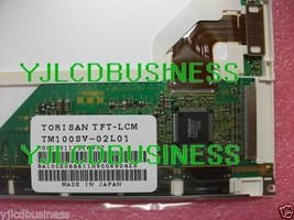 New Tm100 Sv 02 L01 Sanyo  800*600 Tft Lcd Panel 90 Days Warranty - $112.81