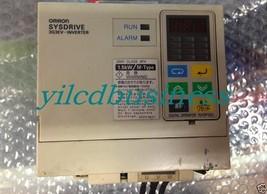 Omron Sysdrive   3 G3 Ev Inverter 90 Days Warranty - $114.00