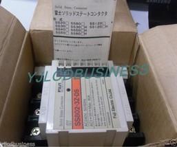 new Fuji SS802-3Z-D5 relay 90 days warranty - $245.10