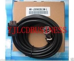 NEW Mitsubishi MR-J3ENSCBL5M-L Encoder Cable 90 days warranty - $33.25