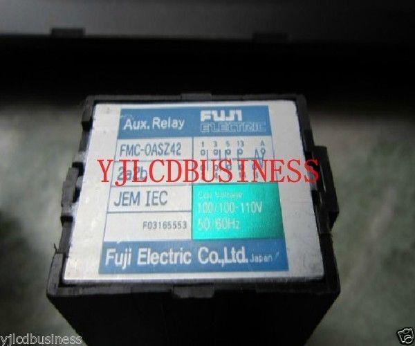 FANUC / FUJI AUX RELAY FMC-OASZ42 2a2b in good condition 60days warranty - $55.10