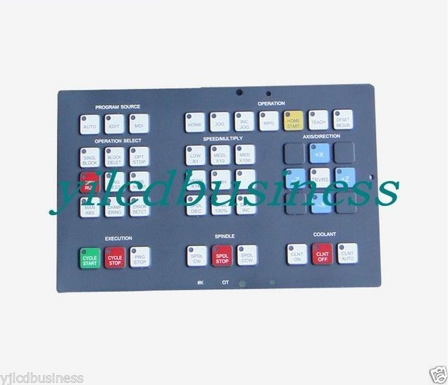 new A98L-0001-0524#K  silicone buttons membrane 90 days warranty - $76.00
