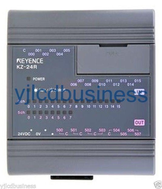 1PCS Used KEYENCE PLC Module KZ-AN6 Tested