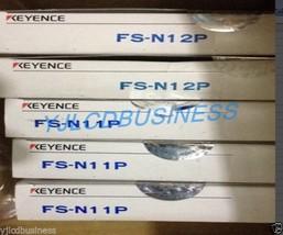 1PCS New Keyence FS-N12P Optical fiber amplifier 90 days warranty - $116.85