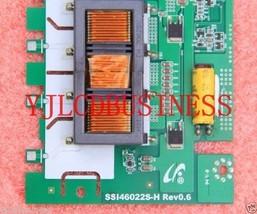 Original LTA460HB07 SSI46022S-H REV0.6 for LTA460WT-L14 inverter board warranty - $19.95