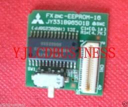 NEW Mitsubishi FX2NC-EEPROM-16  PLC memory card 90 days warranty - $133.00