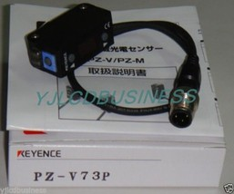NEW KEYENCE PZ-V73P optoelectronic switch 90 days warranty - $185.25