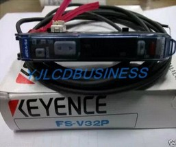 new Keyence FS-V32P Fiber Sensor Amplifier in box 90 days warranty - $81.70