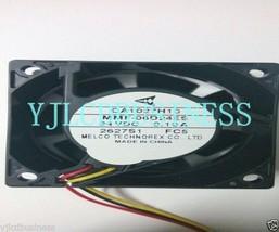 new MITSUBISHI CA1027H10 MMF-06D24ES-FC5 fan 60*60*25mm 0.1A 2 90 days w... - $44.65