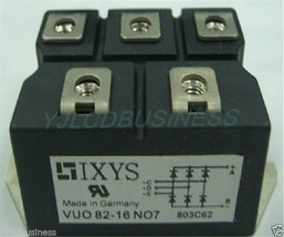 NEW FOR IXYS VUO82-16NO7 Current 82A voltage 1600V MODULE 90 days warranty - $92.15