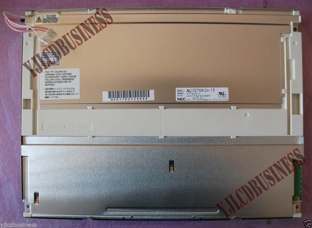 """NEW NL10276BC24-13 NL10276BC2413 12.1/"""" NEC 1024*768 LCD PANEL NEW AND ORIGINAL"""