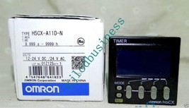 1PC New Omron H5CX-A11D-N 12-24VDC Digital Timer 90 days warranty - $143.45