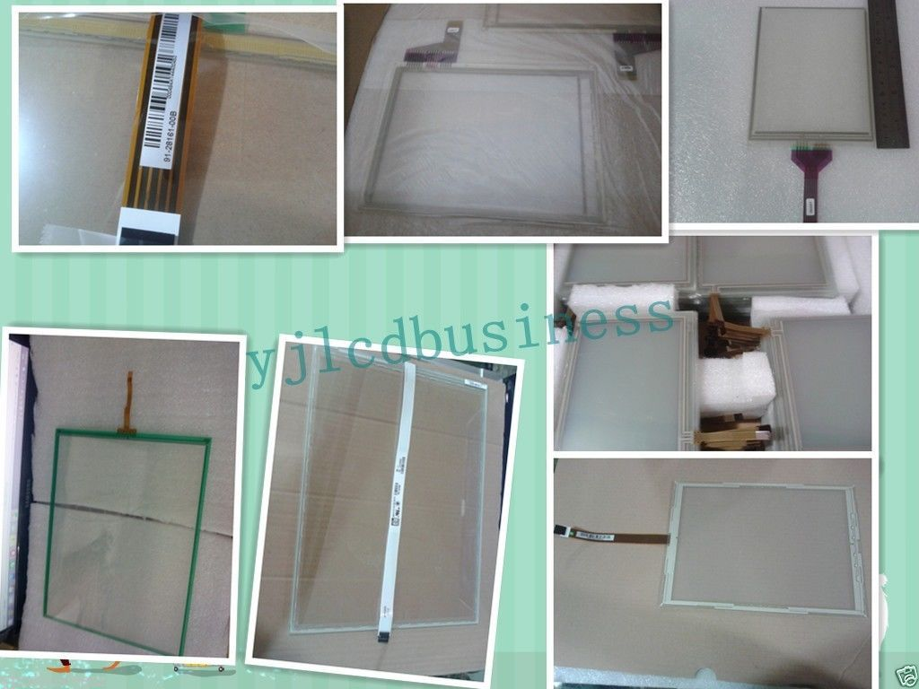 ELO NEW SCN-A5-FLT15.1-ZPM-0H1-R .SCN-A5-FLT15.1-Z01-0H1-R Touch screen glass