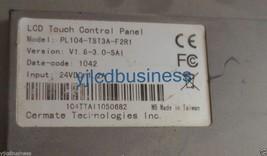 new HMI Cermate PL104-TST3A-F2R1 LCD man-machine interface 90 days warranty - $712.50
